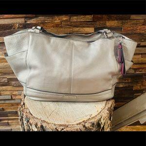 Coach Park Leather tote purse